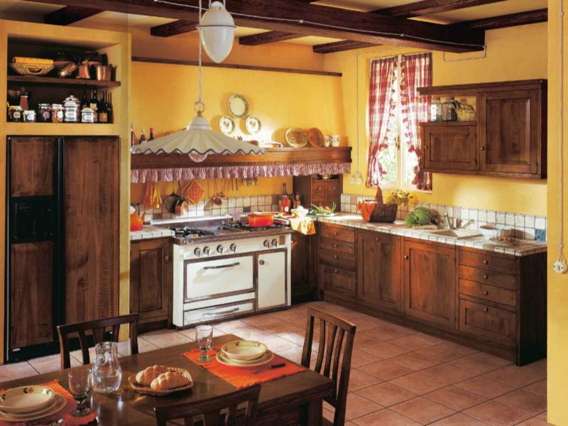 Cucina Borgo Antico, Cucina classica