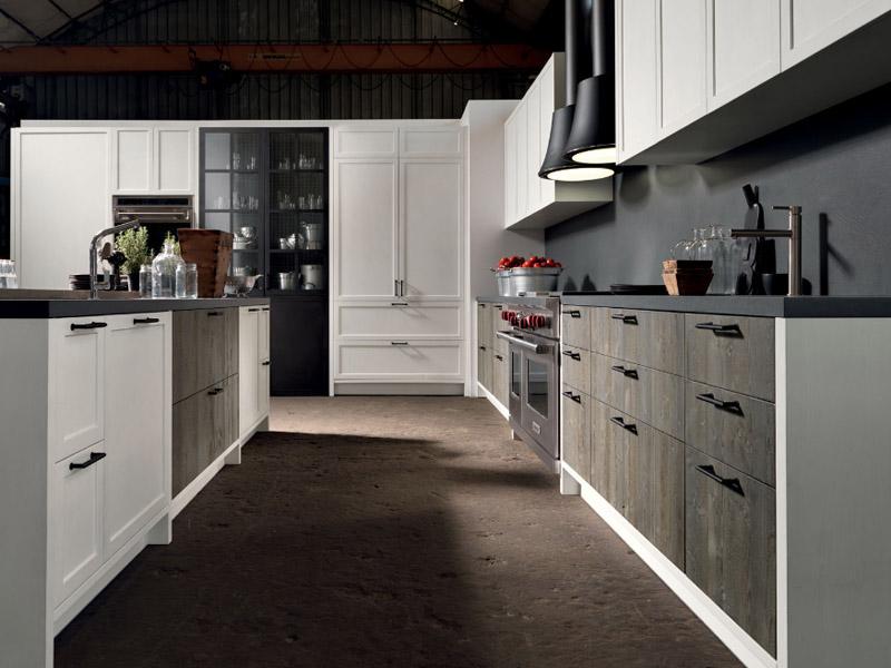 Cucina aster factory - Arredamenti moderni cucine ...