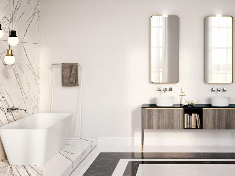 Bagno moderno articolo 03 punto tre for Catalogo bagni moderni