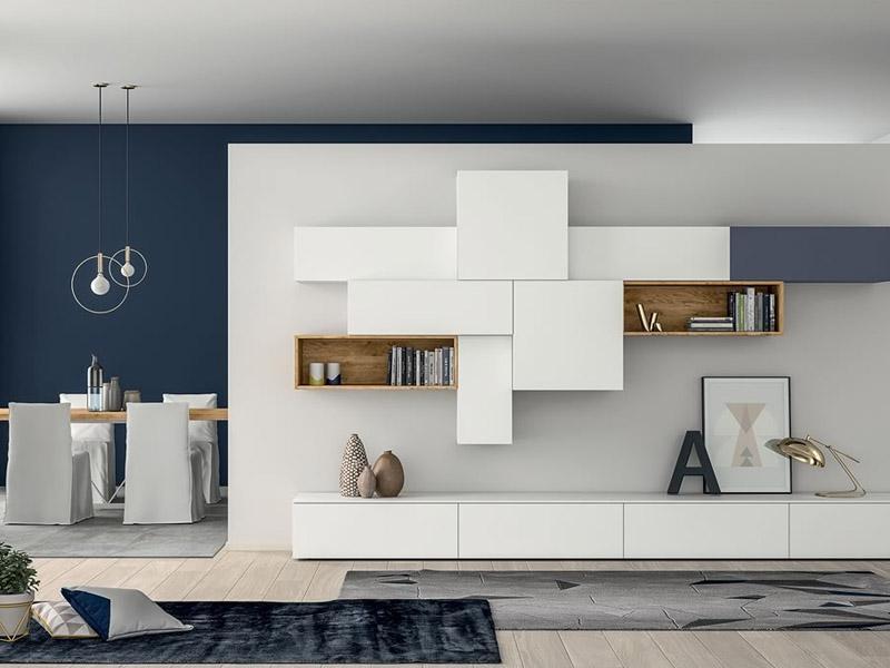 Beautiful Soggiorni Arredati Contemporary - Modern Home Design ...