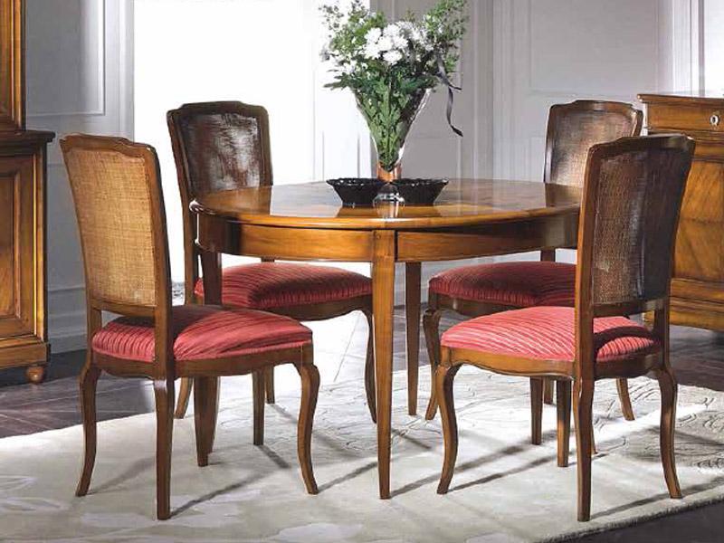 Mobili stile classico - Tavolo consolle allungabile stile classico ...