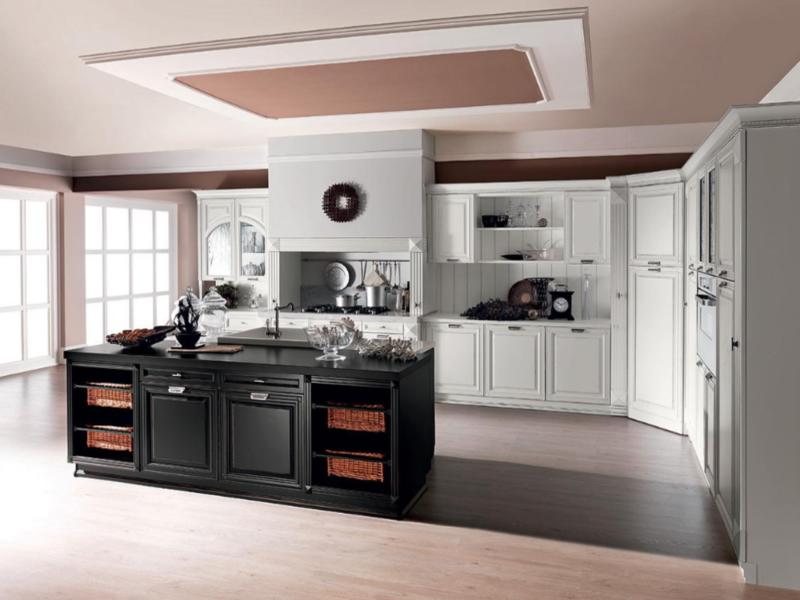 Cucina Astra Pegaso, Cucina classica Astra